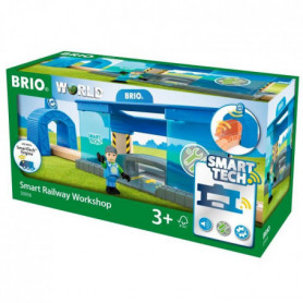 BRIO World  - Smart Tech - 33918 - Atelier De Reparation