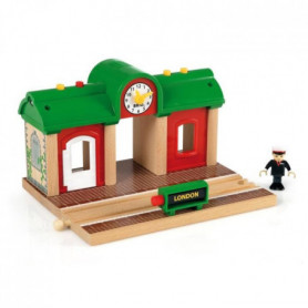 BRIO World  - 33578 - Gare Principale A Enregistrement