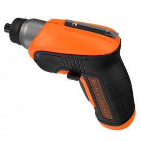 BLACK & DECKER Tournevis CS3652LCAT-QW sans fil