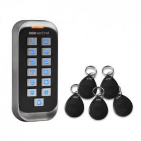 SCS Clavier de codage avec badges 12V