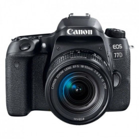 Canon EOS Reflex EOS 77D + 18-55 IS STM