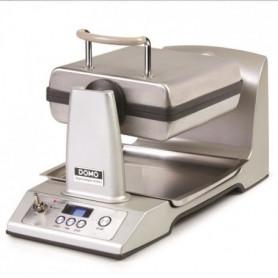 DOMO DO9043W Gaufrier - Gris