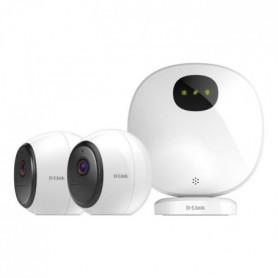 DCS-2802KT-EU D-LINK Kit caméras intérieur et extérieur