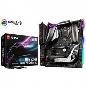 Carte mere MSI MPG Z390 Gaming Pro Carbon AC