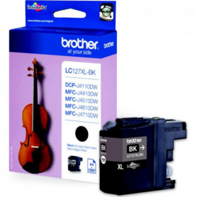 Brother LC127XLBK Cartouche d'encre Noir