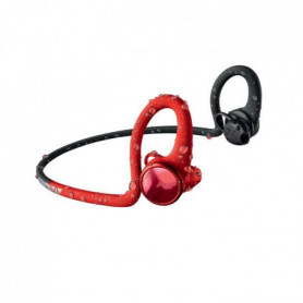 PLANTRONICS BackBeat FIT 2100 Casque Sport Bluetooth - Rouge