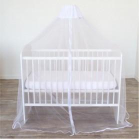DOMIVA Ciel de lit moustiquaire et fleche simple