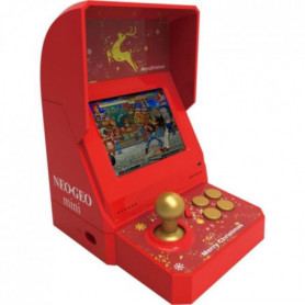 Neo Geo Mini Christmas Edition Limitée