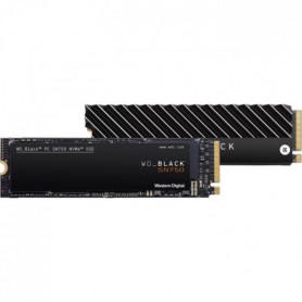 SN750 NVMe SSD - 500Go - M.2 (WDS500G3X0C-00SJG0)