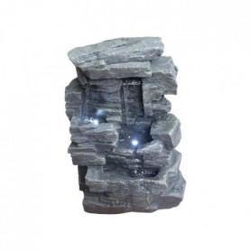16 x 23 x H32 cm - Polyresine - Naturel - Transfo