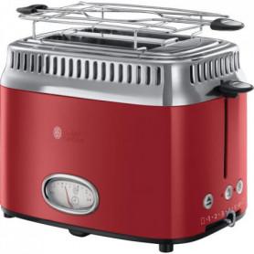 RUSSELL HOBBS 21680-56 - Toaster Retro - 2 fentes