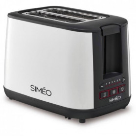 SIMEO GPT200-GRILLE PAIN 2 FENTES-1000W