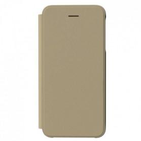 Samsung Etui Flip Wallet J4+ Or