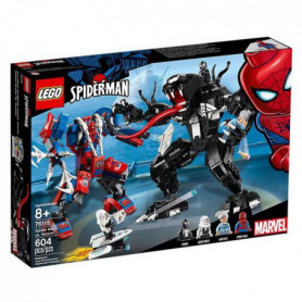 LEGO Marvel Spider-Man 76115 Le robot de Spider-Man