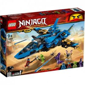 LEGO NINJAGO Legacy 70668 Le Supersonic de Jay