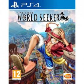 One Piece World Seeker Jeu PS4