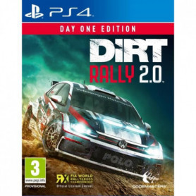 Dirt Rally 2.0 Day One Édition Jeu PS4