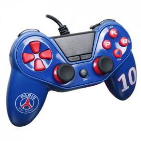 Paris Saint Germain Manette Pro4 Wired pour PS4