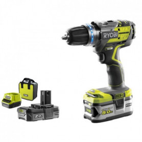 RYOBI Pack Perceuse-visseuse a percussion Brushles