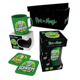 Coffret Cadeau Rick & Morty