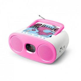 FM - Lecteur CD programmable - Fonction répétition