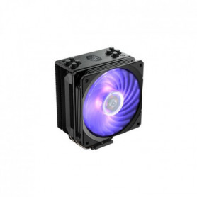 AMD) 1x Ventilateur 120mm PWM - Eclairage RGB - N