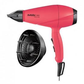 6604DPE - Seche-cheveux - 2000 W - Corail et noir
