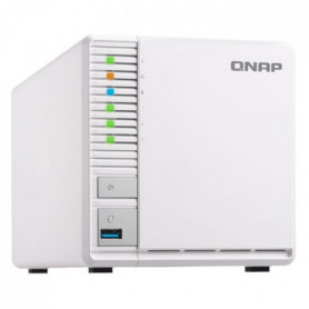 QNAP NAS 3 baie TS-328 - ARM Quad-core 1.4GH