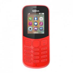 NOKIA 130 Téléphone portable Rouge DS