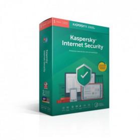 KASPERSKY Internet Security 2019, 1 poste, 1 an