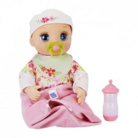 BABY ALIVE - Mon Vrai Bébé - Poupon a Fonctions