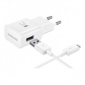 Samsung Chargeur secteur rapide Blanc USB Type C