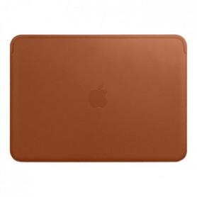 "Housse en cuir pour MacBook 12"" - Havane"