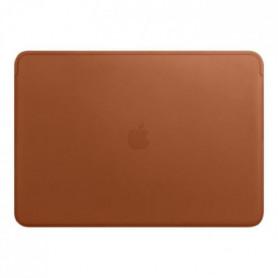 "Housse en cuir pour MacBookPro 15""- Havane"