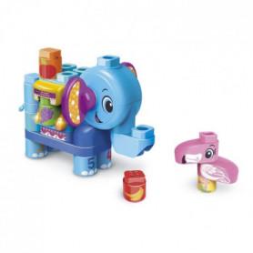 VTECH - Bla Bla Blocks - Mon Eléphant Des Découver