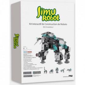 UBTECH Kit Jimu Inventeur - Robot a Construire et