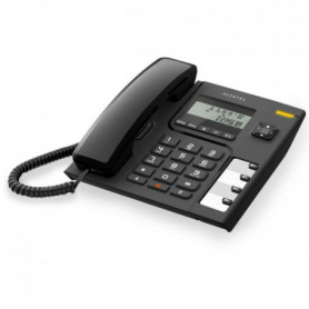 Alcatel T56 Noir Sans Répondeur Filaire