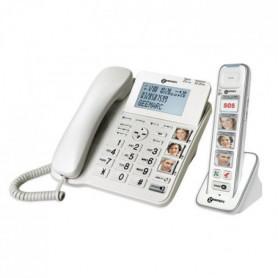 GEEMARC Téléphone filaire AMPLIDECT COMBI-PHOTO 29