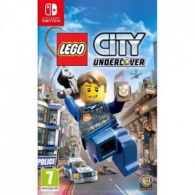 LEGO City Undercover Jeu Switch