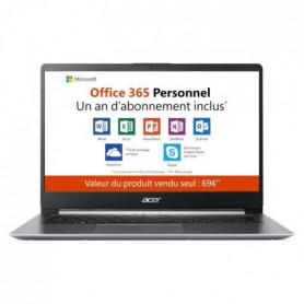 "PC Ultrabook - ACER Swift 1 SF114-32-P6M2 - 14"" FHD"