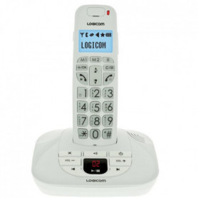 Logicom Confort 155T Téléphone Sans Fil Répondeur