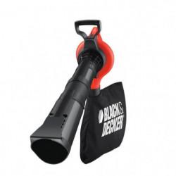 BLACK&DECKER Aspirateur souffleur broyeur électrique 2800W