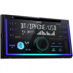 JVC Autoradio 2 DIN Bluetooth KW-R930BT
