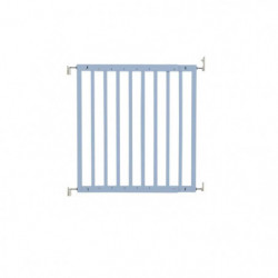 BADABULLE Barriere de sécurité enfant Color Pop - Bleu gris