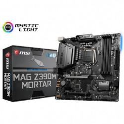 MSI MAG Z390M Mortar, Intel Z390 Mainboard