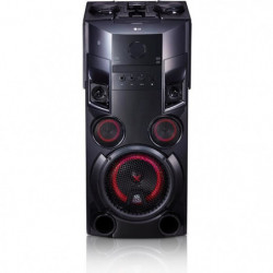 LG OM5560 Mini chaîne High Power Multi Bluetooth - 500W