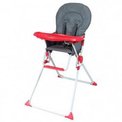 BAMBIKID Chaise haute fixe - Des 6 mois - Mixte