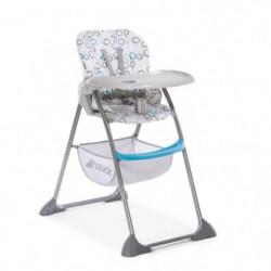 HAUCK Chaise haute bébé Sit n Fold - pliage compact