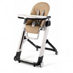 PEG PEREGO Chaise Haute Siesta - Coloris Beige
