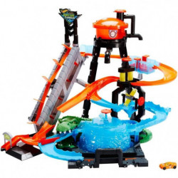 HOT WHEELS - Station Lavage Ultime